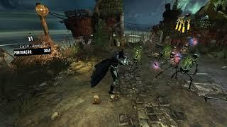 Scarecrow Nightmare Music (Batman Arkham Asylum)