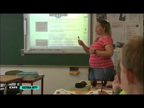 Skolen i spil i DR Ultra Nyt 08.09.2014