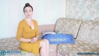 Кислородная подушка MERIDIAN обзор от MEDTEHNO.RU