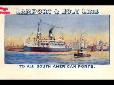 s.s. Vauban, Lamport&Holt Line, The Wild Cherrys Rag