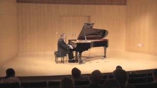 Matthew Weissman plays Debussy: Suite Bergamasque #4 Passepied