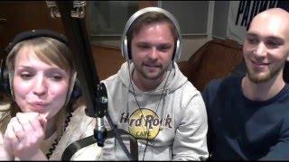 Группа ''Коктейль Шаляпина'' в проекте ''Живой звук'' на Радиус-FM