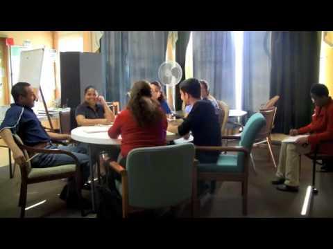 Doctor Role Play activity- ـدريب حوار بين طلبة مهاجرين من امريكا الجنوبية