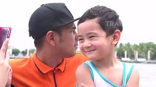 JANJI SUCI - Rafathar Happy Banget Liburan Ke Pantai (2/3/19) Part 1 Video
