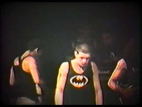 Leeway - CBGB - 22 May 1988