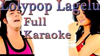 Lollipop Lagelu || Full Karaoke Lollipop Lagelu || Pawan Singh