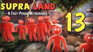 Supraland - Прохождение игры на русском - Сила! [#13] | PC