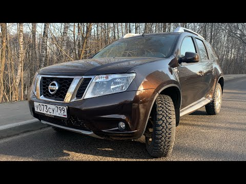 Взял Nissan Terrano  - нацепил злые шины, погнал на бездорожье!