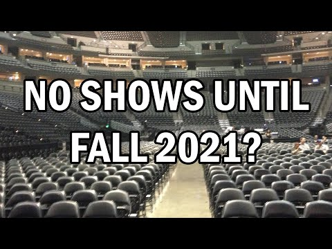 """Health Expert: Concerts Won't Happen Until Fall 2021 """"At The Earliest"""""""