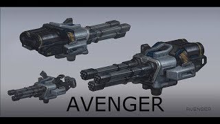 War robots test server 3.9 (452) : New heavy punisher AVENGER