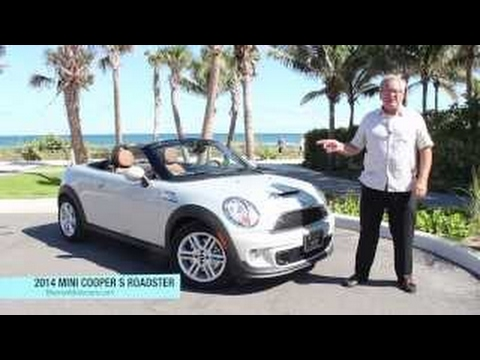 2017 Mini Cooper S Roadster Convertible Test Drive Review Braman South Florida