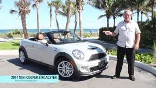 2014 MINI Cooper S Roadster Convertible Test Drive Review | Braman MINI South Florida