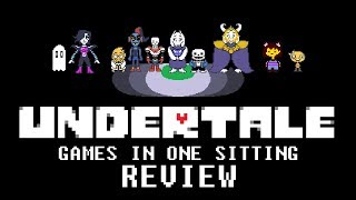 Undertale - Kigu's Game Review