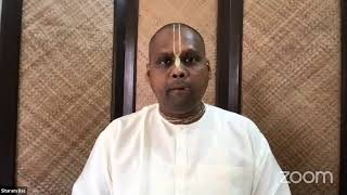 Darshan Aarti And Sri Rama Katha On Rama Navami By His Grace Sitaram Prabhu Part 3