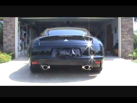 4G Eclipse GT Dual Exhaust