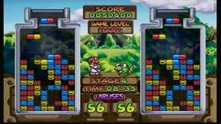 Dr. Mario 64: Mario