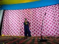 Chan chan bole haryanvi song dance by a mature girl in dp by navyuwak sangh ithari