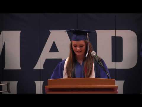 Madison Area Memorial High SChool Graduation 2019