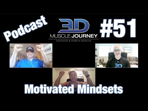 3DMJ Podcast #51: Motivated Mindsets