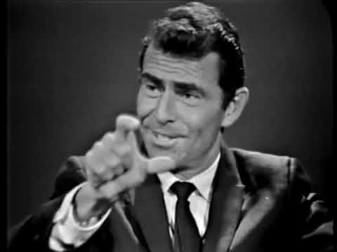 LC Performance. Interview. Conversation With Rod Serling