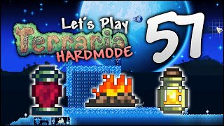 #BUFFTHEWORLD! TERRARIA SPACE PROJECT! | Let's Play Terraria 1.3.5