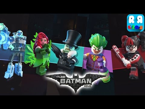 The LEGO Batman Movie Game - Fight All The Boss