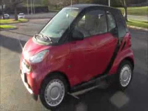 Used 2009 smart fortwo pure for sale at honda cars of for Honda smart car