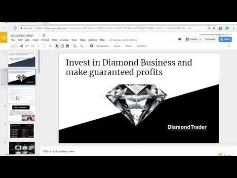 PayDiamond presentation Dubai