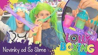Lollyboxing 34 - Novinky od So Slime