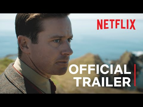 Rebecca | Official Trailer | Netflix