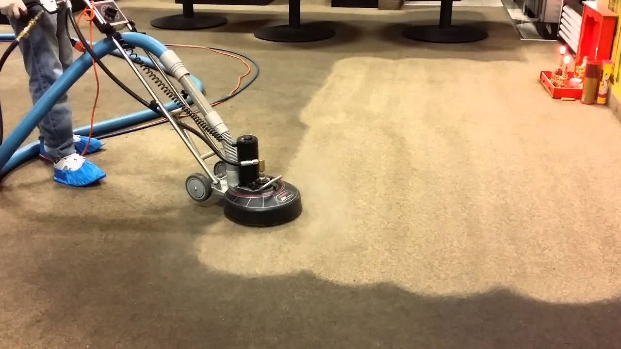 Apex carpet cleaning auckland steam cleaning before and for Cleaning stained concrete floors steam mop