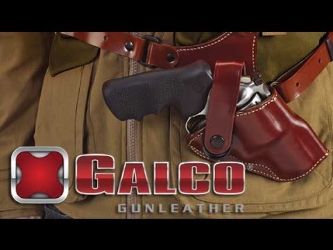Galco Great Alaskan Cross Draw Holster Youtube