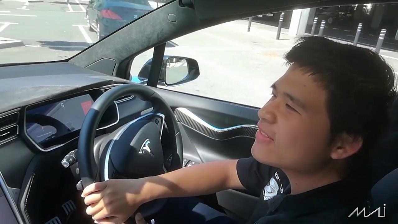 [MaiCar] รีวิว Tesla Model X 90D in UK ภาษาไทย Thai vocal review