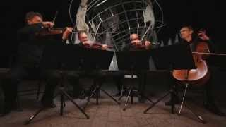 Best of NYC | Art-Strings Quartet plays Mozart at 2014 US Open Thumbnail