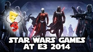 Star Wars at E3 2014: Battlefront 3 Trailer, KOTOR 3 on Xbox One, PS4? (SWBF Multiplayer Gameplay)