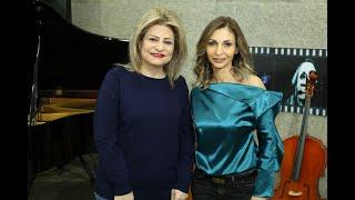 مارييت يونس:عادل كرم مبدع..لم أشاهد مسلسلات محمد رمضان وحفلة نانسي عجرم الأجمل