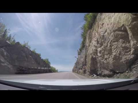 The Road To Wawa Ontario Canada