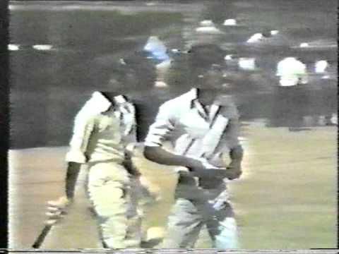 Jaffna Central Vs St Jones 1980 cricket