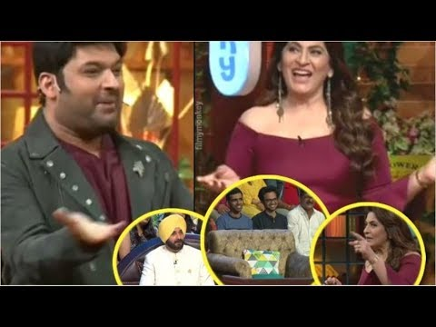 INSIDE VIDEO | Kapil Sharma GRAND WELCOME to Archana Puran Singh After Replacing Navjyot Sidhu