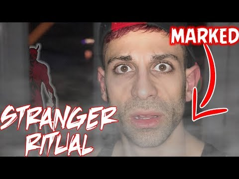 *GONE WRONG* DO NOT DO THE STRANGER RITUAL | I DID IT WRONG AND HE MARKED ME