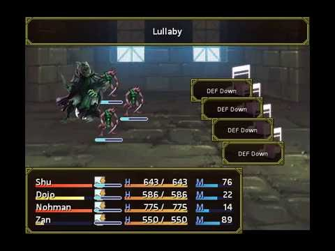 RPG Tankentai Sideview Battle System & ATB - RPG Maker VX
