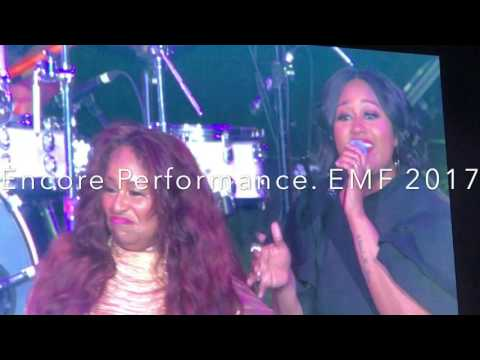"Encore Performance ""I'm every woman """