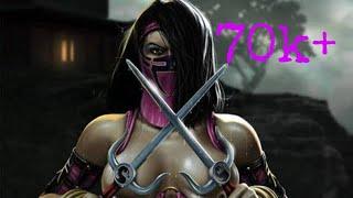 Mortal Kombat Deception-Mileena Arcade Ladder