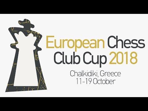 European Chess Club Cup 2018 Round 6