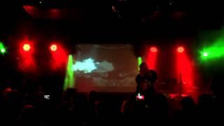 no sleep by the machine / I AM / live berlin 27.12.2014