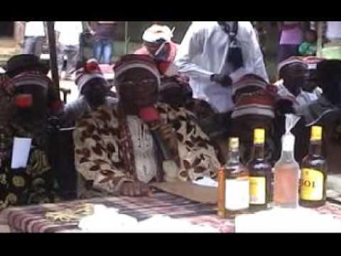 Ebem Ohafia New yam festival 2012