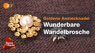 Goldschmiede-Meister brilliert mit lupenreinem Entwurf | Bares für Rares vom 27.02.2020