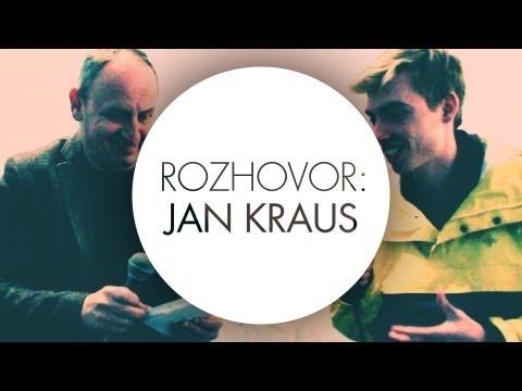 ROZHOVOR: JAN KRAUS // CREATIVE BLOCK TV