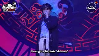 Скачать RM SUGA J HOPE Ddaeng Ddang 땡 Türkçe Altyazılı