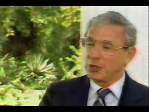 John Templeton Warren Buffett Robert Wilson (circa 1985)